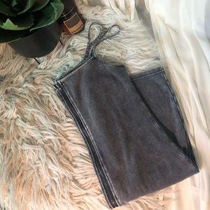 Body Con Zip Up Dress - H&M